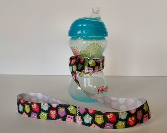 Bottle Leash, Sippy Leash, Sippy Cup Strap, Bottle Tether, Sippy Cup Tether, Sippy Cup Leash, Toy Tether, Sippy Strap, Bottle Strap