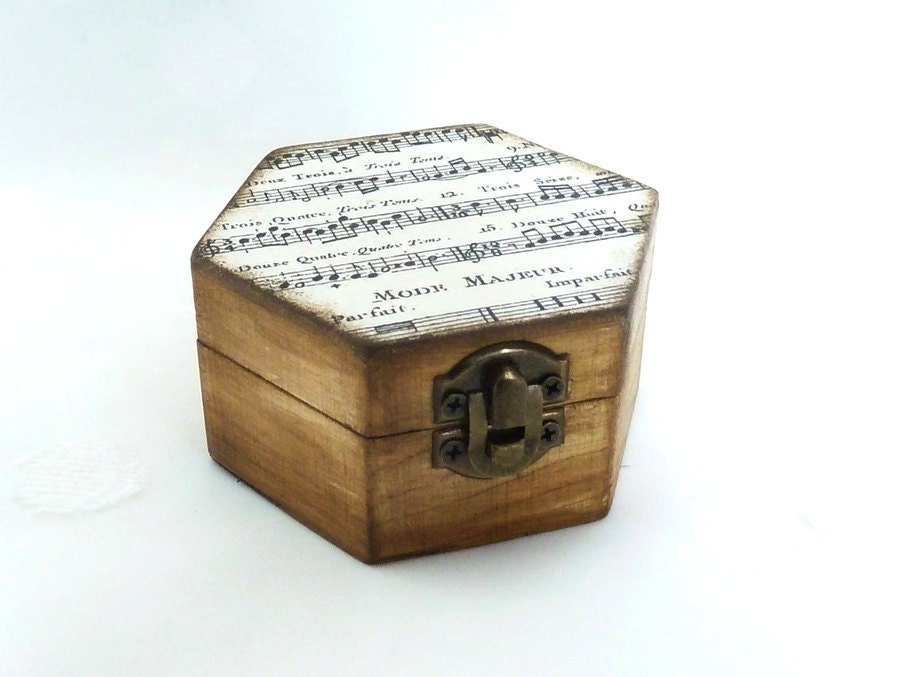 Custom wooden ring box engraved engagement ring box will you for Custom made ring box