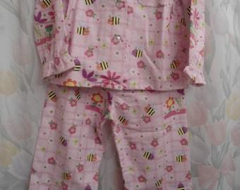 Size 6 Girls Pajama