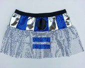 R2D2 Inspired running skirt