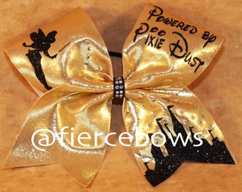 Powered by Pixie Dust® Cheer Bow