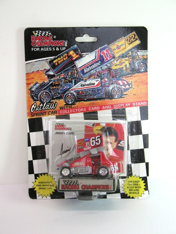 Sprint Cars Toys - Full Naked Bodies
