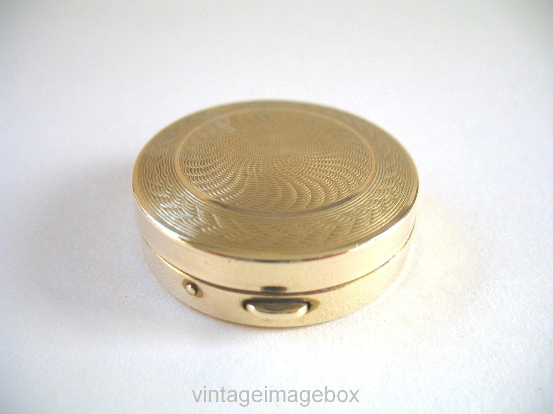 Vintage Makeup Compact 99