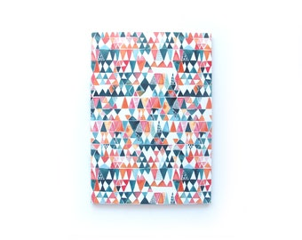 A5 Perfect Bound Notebook Watercolour