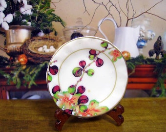 Figues Miniature Plate for Dollhouse 1:12 scale
