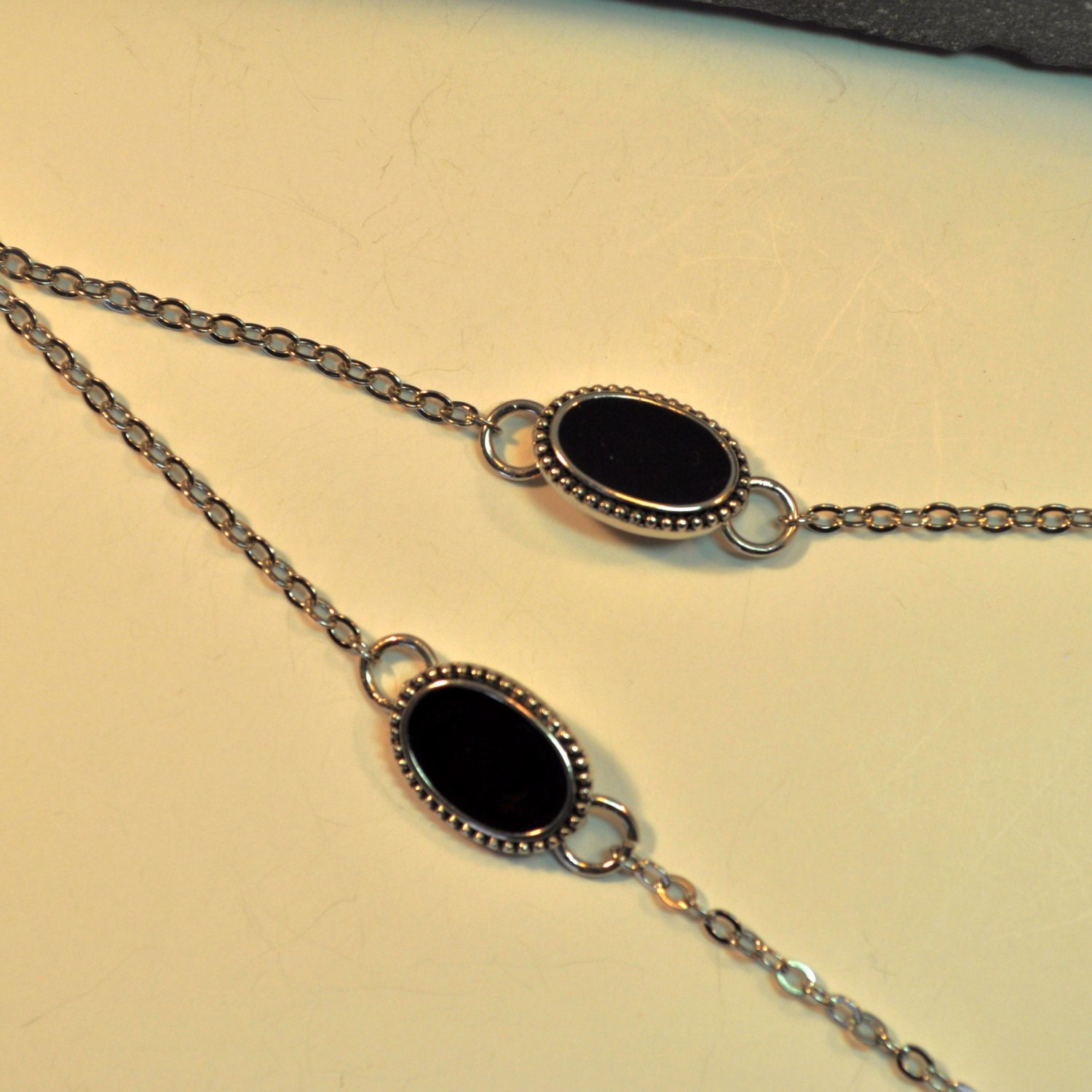 eyeglass chain eyeglass necklace reading glasses chain