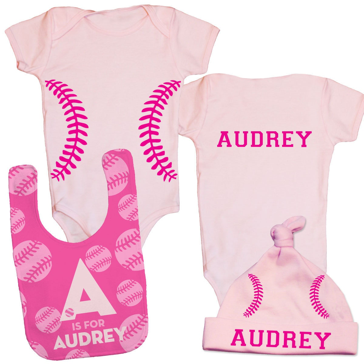 Baby Baseball Outfit Personalized Baseball Baby Gift Infant