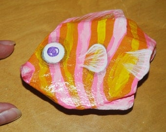 Painted rock Fish