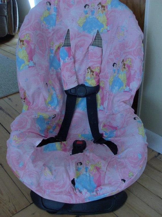 Toddler Car Seat Cover Custom Made