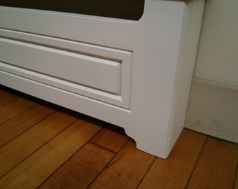 Custom Made To Order Baseboard Heater Covers V Shaped Raised