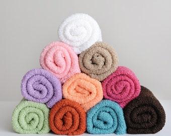 PICK 7 Stretch Knit Wraps, Newborn Knit Wrap, Photography Knit Wrap, Knit Wrap, Photography Prop, Newborn Prop
