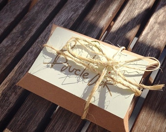 Gift box - jewelry - Boucle d'or