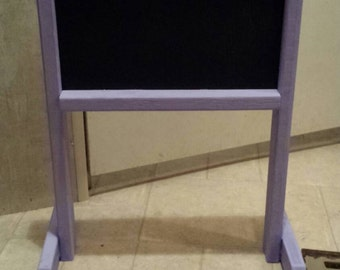 "School Room Chalkboard for use with American Girl Dolls and other 18"" dolls"