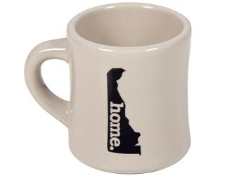 Delaware home. Ceramic Coffee Mug