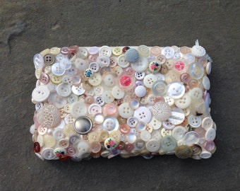 Unique Button Clutch