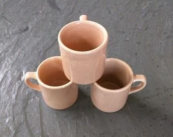 Bauer Brusche Vintage Speckled Mug Set
