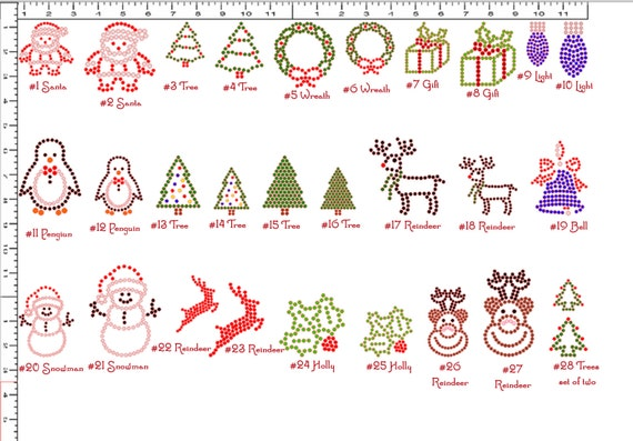 Items similar to diy christmas snowflake pre cut sticky for Sticky flock pre cut templates