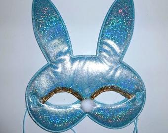 Shiny (Kid) Bunny Mask (more colors!)
