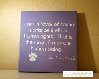an argument in favor of animals having rights and the controversies surrounding the subject The top 10 animals rights issues, based on effects on animals, the numbers of animals affected, and the numbers of people involved every animal use and abuse stems from the treatment of animals as human property - to be used and killed for human purposes, no matter how trivial from a current.