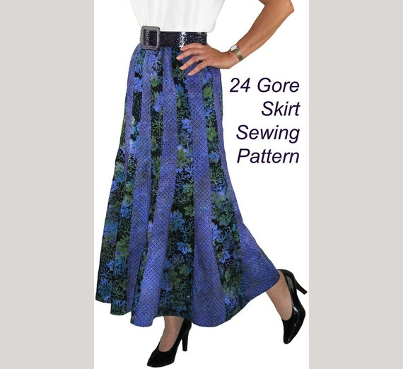 easy womens skirt patterns - photo #27