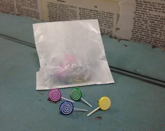 3/4 inch Lollipop Brads, pack of 25