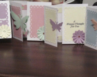 Happy Thoughts Card Collection: Paper, Handmade Cards, Hostess Gift, Note Cards