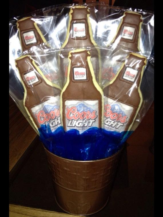 Beer Gift Basket Ideas Beer Cookies Beer Gift Basket