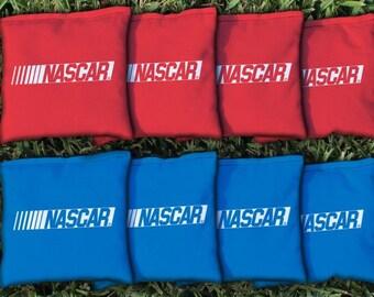 NASCAR Cornhole Bags - NASCAR Licensed