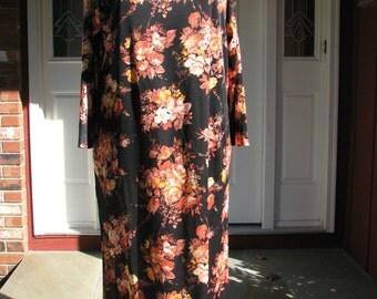 Vintage Women's Dress - Geisha Dress
