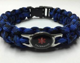 Pacemaker Medical Alert Bracelet