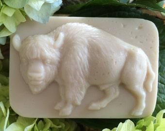 Boulderloop the Buffalo - Goat's Milk & Shea Butter Soap