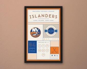 New York Islanders Stats Print