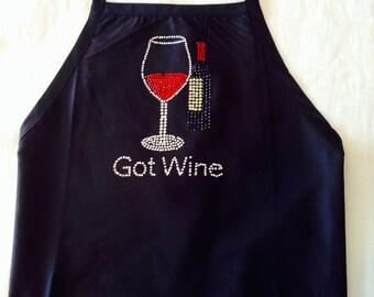 Got Wine Apron