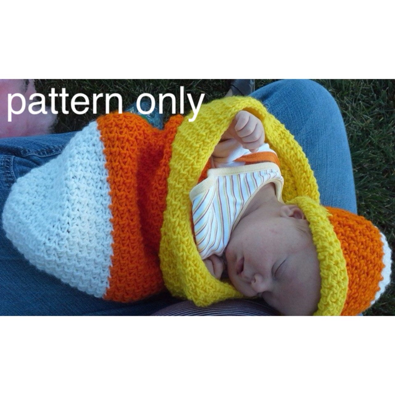 Candy corn photo prop pdf crochet pattern english only zoom bankloansurffo Image collections