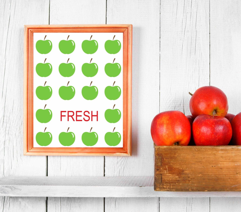 Home Kitchen Decor Picture Fresh Fruit Salad Wall: Chandeliers & Pendant Lights
