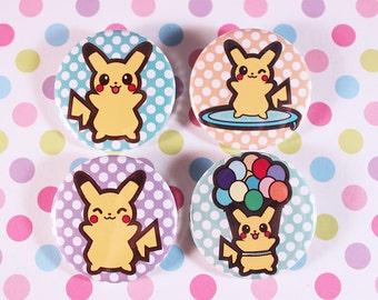 Pikachu Pins