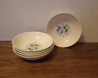 Small vintage bowls