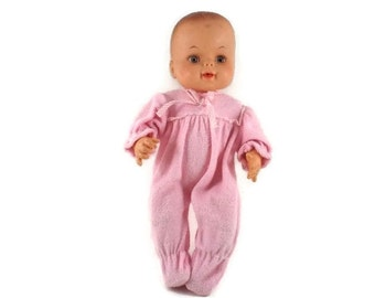 Vintage 1960's Rubber USA Horsman Positionable 13 Inch Baby Doll   2015756 -123