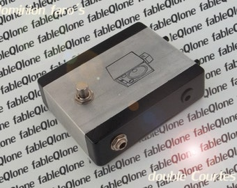 Guitar Pedal Distortion / Overdrive >>>> fableQlone: double Courtesy
