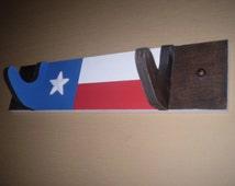 Texas Gun Rack