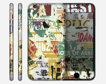 The Torn Magazine Collage Skin for the Apple iPhone 6 or 6 Plus