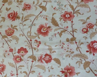 items similar to black pink and purple floral flannel fabric 3 yards great for nursery on. Black Bedroom Furniture Sets. Home Design Ideas