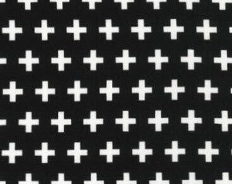 Black and white plus changing pad cover, changing pad cover