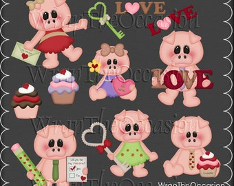 Oink For You Exclusive Clipart