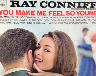 Ray Conniff - You Make Me Feel So Young - vinyl record