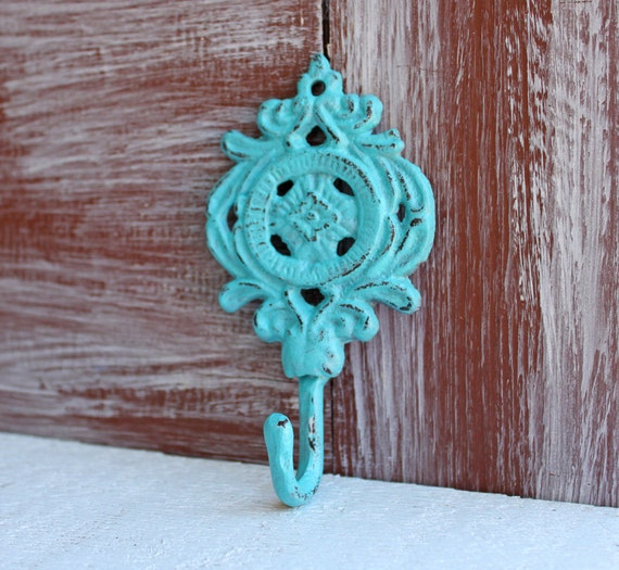 Small Key Wall Decor : Items similar to decorative hook single wall