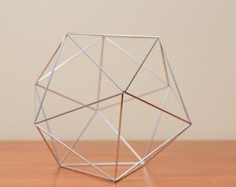 Himmeli Figure 1 || The Sphere Sculpture