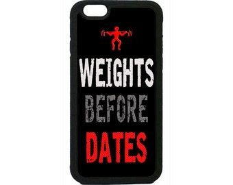 Bodybuilding Gym Training for iPhone 4 4s 5 5s 5c 6 6s 6 Plus iPod Touch Case Workout