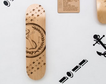 Limited edition Skateboard Wall Art