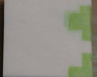 Paper Napkin (Graffiti D white)
